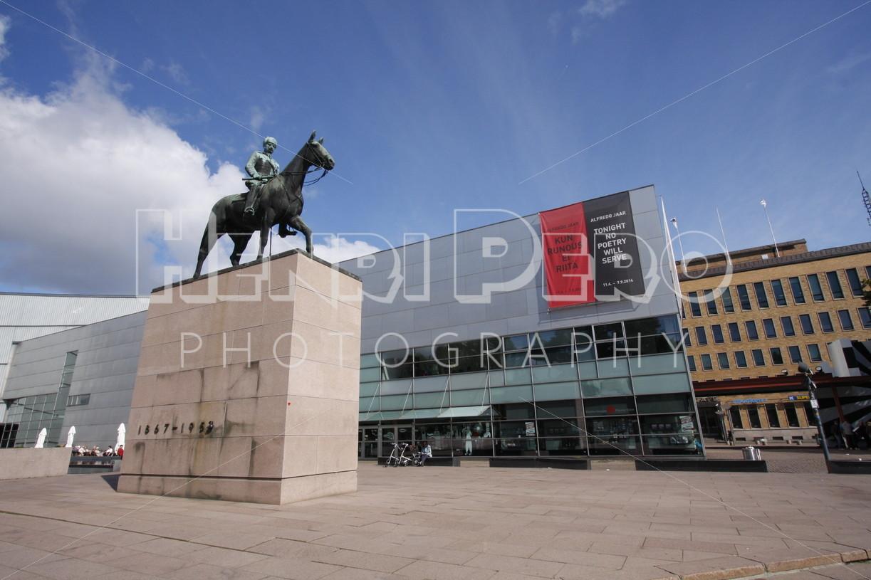 Kiasma – Contemporary Art Museum - Henri Pero Photography