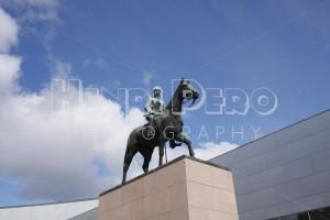 Mannerheim Statue - Henri Pero Photography