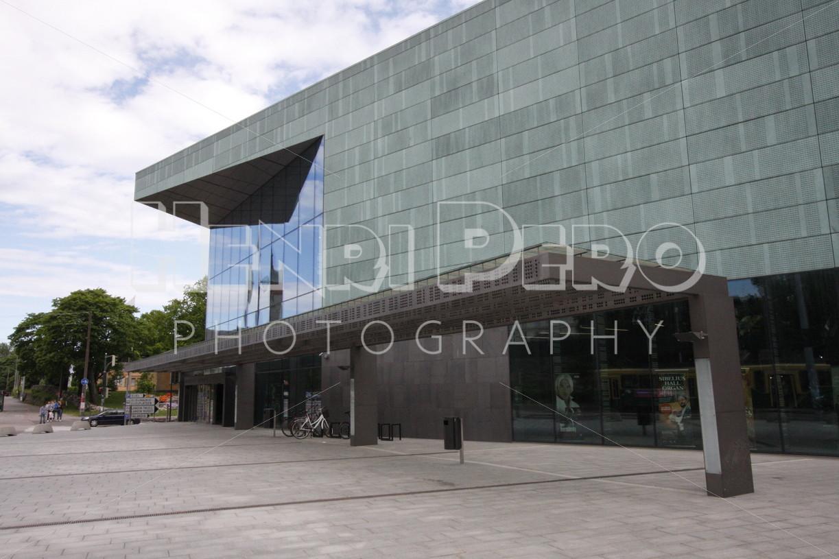 Helsinki Music Centre - Henri Pero Photography