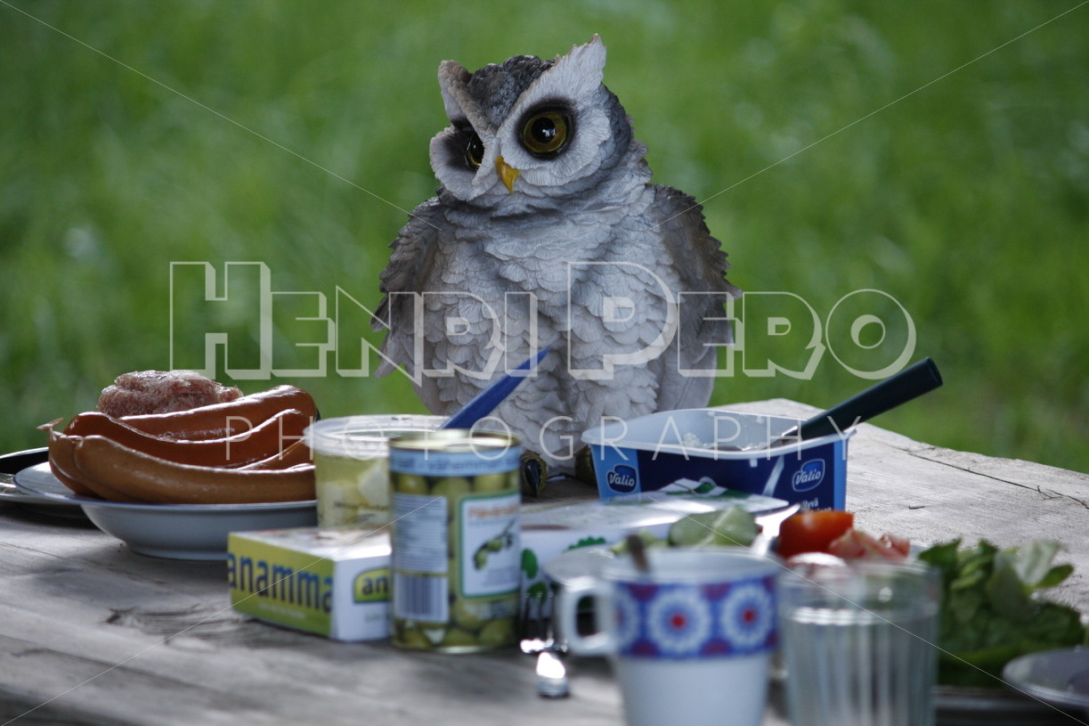 Summer Buffet - Henri Pero Photography