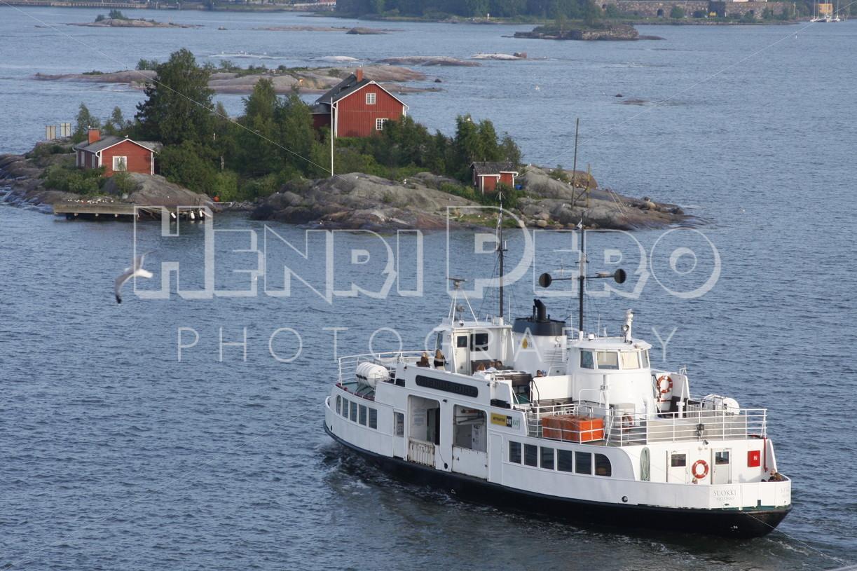 M/S Suokki Ferry - Henri Pero Photography