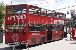 Tallinn City Tour Bus - Henri Pero Photography