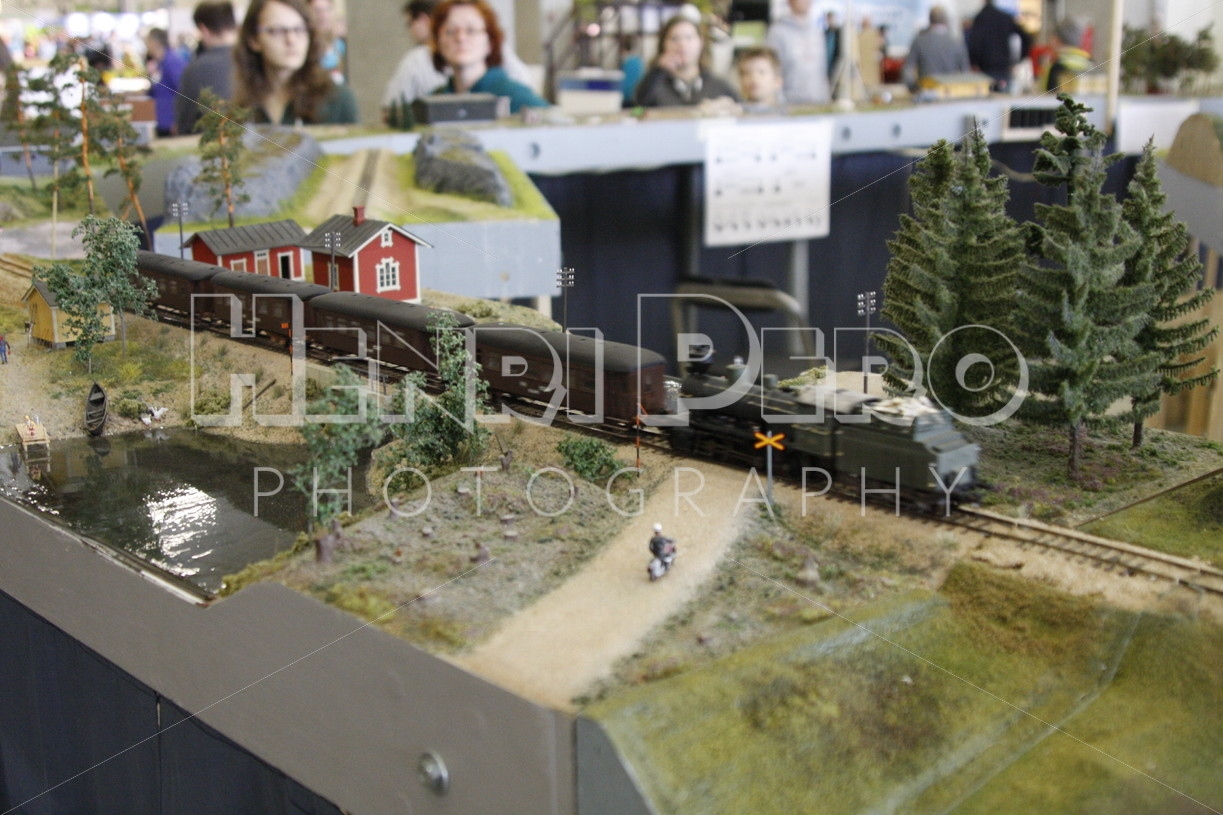 Rail Transport Modelling - Henri Pero Photography