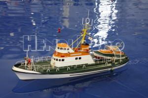 Ship Model - Henri Pero Photography