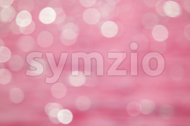 Abstract Purple Circle Pattern Stock Photo