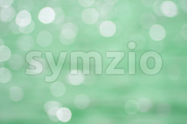 Abstract mint green circle pattern for web design, background, wallpaper