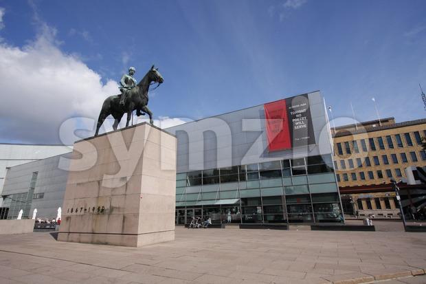 Kiasma - Contemporary Art Museum Stock Photo